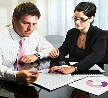 Guidance and advice on matters related to corporate financial reporting